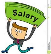 Salary information