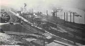 J. Edgar Thompson Steel Works