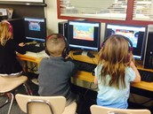 Typing Program in 1st grade