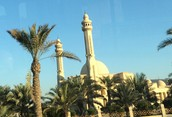 Minarets and Mosques