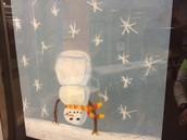 Snowman Handstand
