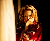Gillian Anderson as Blanche Dubois