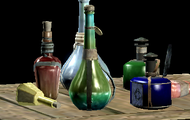 Poisons and other chemicals