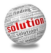 Be solution oriented