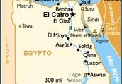 """La empresa """"foreign travel"""" nos muestra una parte de lo que es Egipto"""