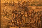 Columbian Exchange (Late 15th-18th century)