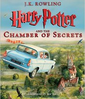 Harry Potter and the Chamber of Secrets: The Illustrated Edition by J. K. Rowling