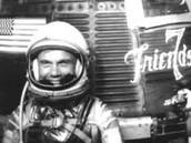 Februrary 1962: John Glenn