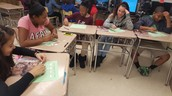 Small Group Instruction at work in Mrs. Montoya's Reading class