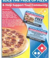 Domino's Pizza Cards $10