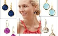 Serenity Stone Earrings