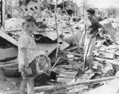 The U.S. bombs Cambodia
