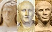 Caesar and Cicero