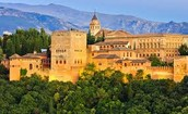 Alhambra ( Granada, España)