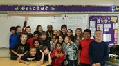 Ms. Bushelow's Bright Bunch!