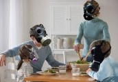 What is indoor air pollution and what causes it ?