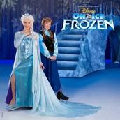 Frozen Disney On Ice (Pre-Pay)