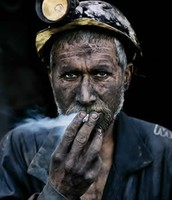 Dirt Covered Miner