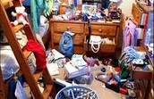 Clean Up Messy Rooms