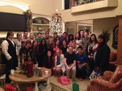 JCL Holiday Party 2014