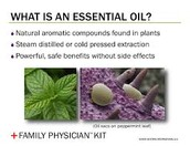 Essential oils Love and Learn