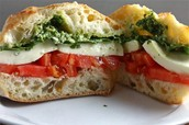 History of the Caprese Sandwich