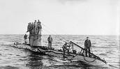 צוללת במלחמת העולם הראשונה