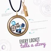 Every Locket tells a story