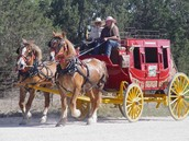 Stagecoach (more modern)