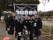 DeZavala Team participates in the Behringer Relay