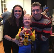 Family Highlight ~ Meet the Pontes
