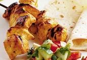 Chef Special Murgh Kebab