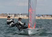 Sailing success