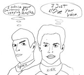 More Kirk and Less Spock: Liberating Voice in Non-fiction