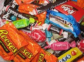 Halloween Candy Drive