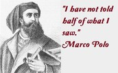 One quote of his