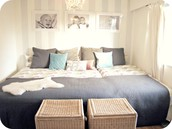 Brooklyn's bed