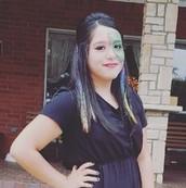 Kimberly Vieyra Gonzalez, 7th Grader