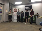 Inducting 4 New Members!
