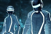 Daft Punk made music for Tron