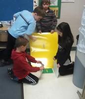Creating a ramp...