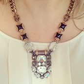 The Phoenix Necklace ($128)