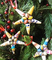 Stars of Haiti Ornaments