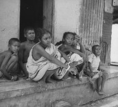 The Bengal Famine in 1943