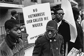 black's protest
