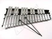xilóphono- xylophone