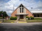 First United Methodist Church Sealy