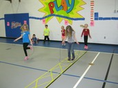 We love to jump rope!