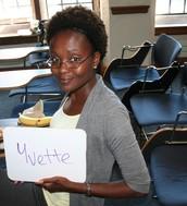 Dr. Yvette Williams