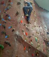 UWSP-Rock Climbing